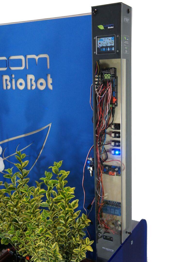 pannello biobot Arduino BioBot