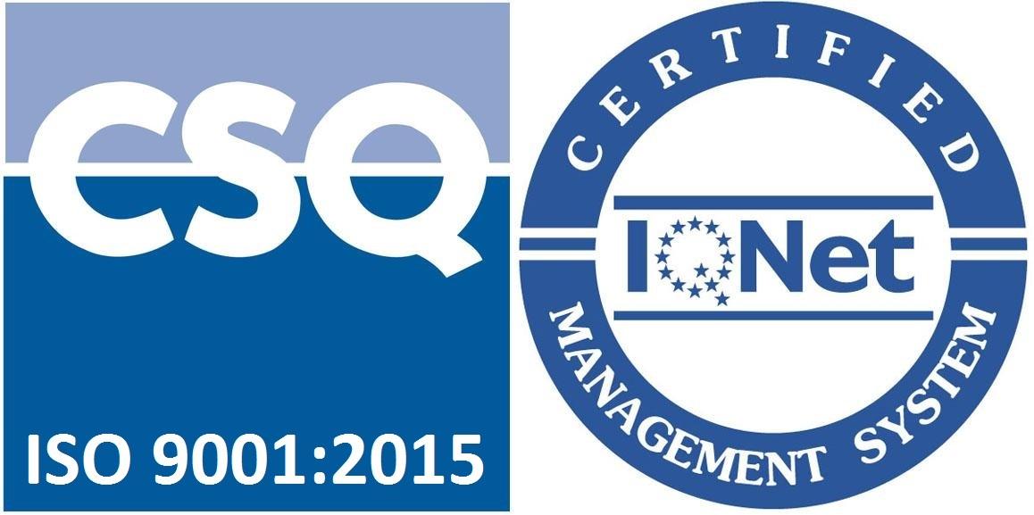 Logo CSQ 9001