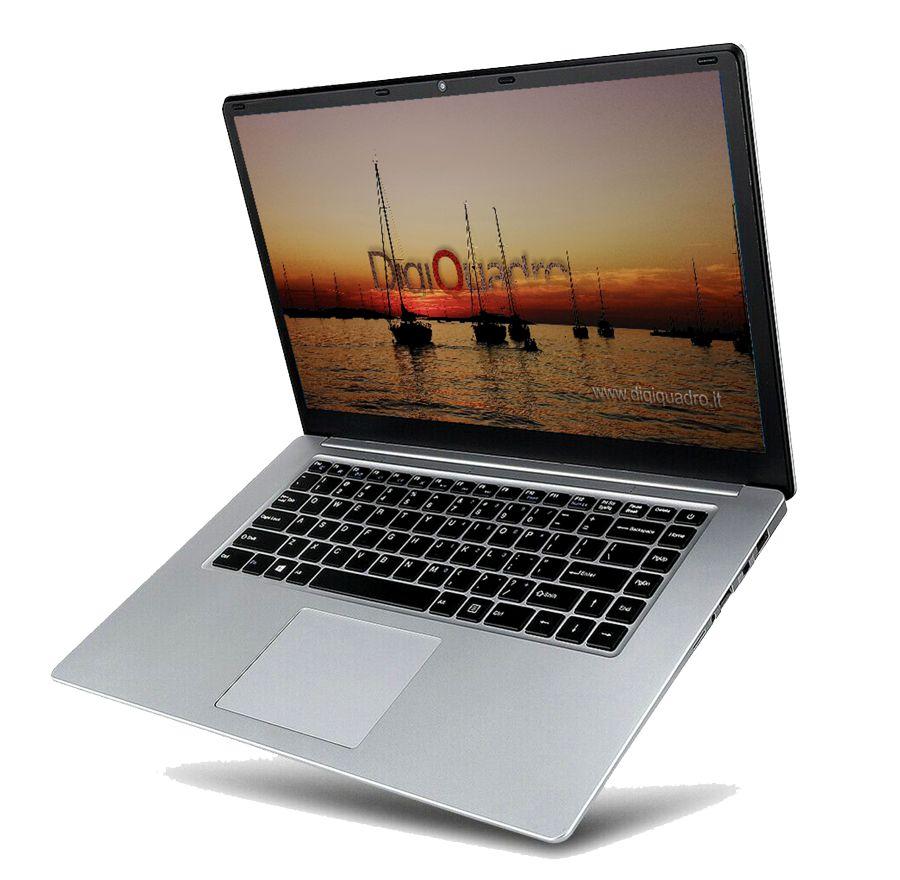 Locazione o Noleggio Notebook DigiQuadro TWO 8GB RAM 256 GB SSD Windows 10